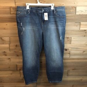 NWT Torrid Ultra Stretch High Rise Jeans Size 22S